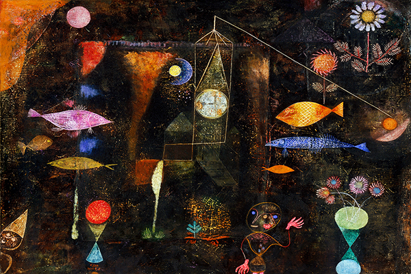 Klee Fish Magic 1925