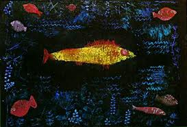 Gold Fish Klee